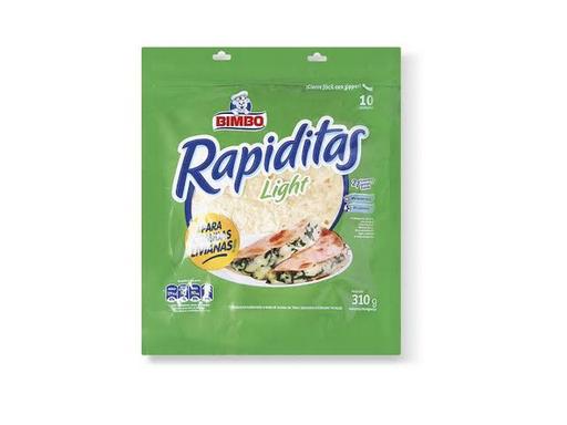 Bimbo Rapiditas Light X 10