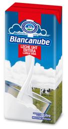 Leche Blancanube Entera 1 L