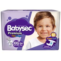 Babysec Premium Extra Extra Grande X24