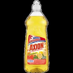 Detergente Axion Limon