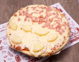 Pizzeta con Muzzarella - 26 cm + 2 Gustos
