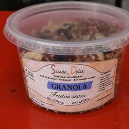 Granola sin Azucar