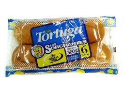 Pan Tortuga Los Sorchantes 300 g