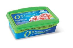 Crema Helada Crufi Frutilla Con Trozos Dietetica 1 L