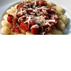 Ñoquis Salsa Tomate