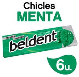 Beldent Chicles Menta
