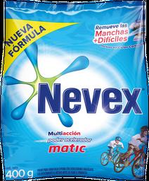 Limpieza Jabon En Polvo Nevex Matic