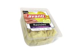 Avanti Ravioles Jamón y Queso