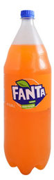 Fanta Refresco Naranja Descartable