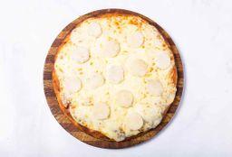 Pizzeta con Muzzarella + 1 Gusto - 32 Cm