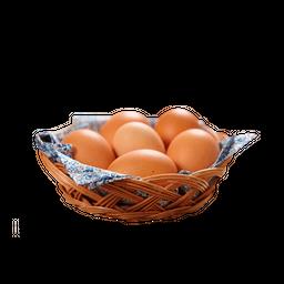 Huevos Color X 6