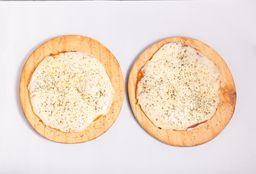 2x1 Mini Pizzetas Muzzarella