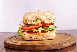 Sándwich de Humus