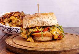 Sándwich de Fiambre & Queso