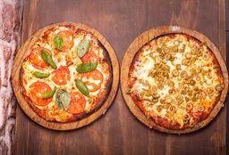 2x1 en Pizzeta con Gusto