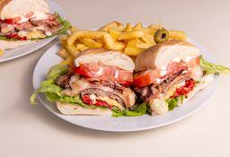 2x1 Chivito Canadiense.