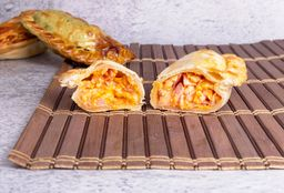 Empanada de Cheddar y Jamón