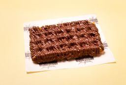 Waffle de Nutella Chico