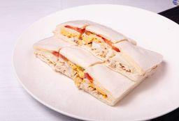 Sándwiches de Pollo - 6 U