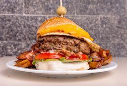 Hamburguesa Mega Zou Burger
