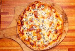 Pizzeta 4 Cheesey
