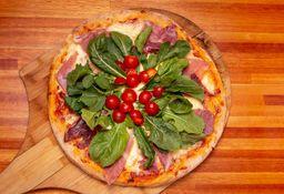 Pizzeta de Jamón Crudo
