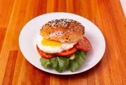 Sándwich Delicia Vegetariana