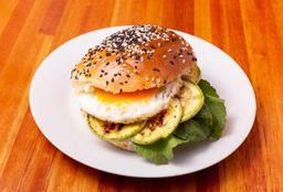 Sándwich de Zucchini