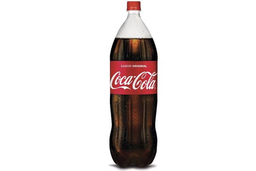 Refresco Coca-Cola 2.25 L