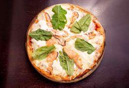 Pizzeta de Salmón