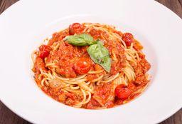 Spaghetti de Bolognesa