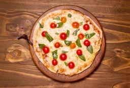 Pizzeta con Muzzarella y Capresse