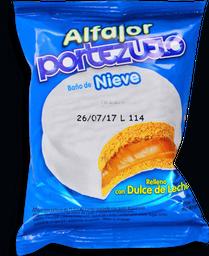 Portezuelo Alfajor Nieve