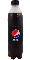 Refresco Pepsi Black 500 mL