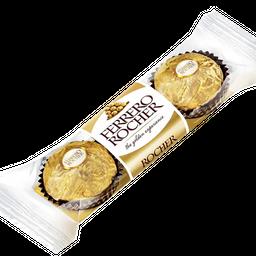 Chocolate Ferrero Rocher 3 U