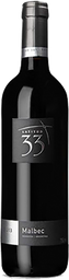 Vino Latitud 33 Malbec - 750 ml