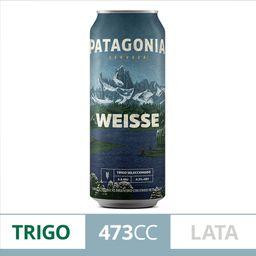 Patagonia Weisse Lata - 473 ml