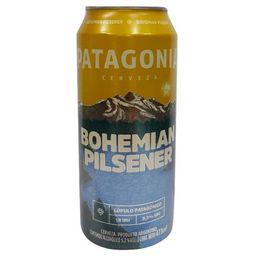 Patagonia Bohemian Pilsener Lata - 473 ml