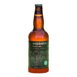 Cerveza Oceánica Czech Lager - 500 ml