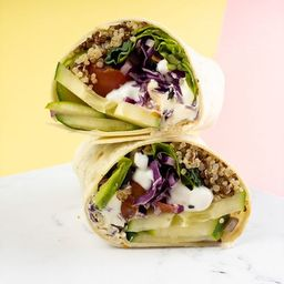 Wrap Veggie Almic