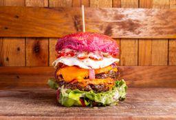 Burger Doble Extra Cheddar