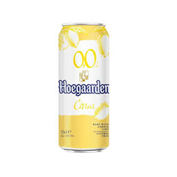 Cerveza Hoegaarden Radler Citrus sin Alcohol