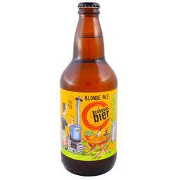 Cabesas Bier 500 ml