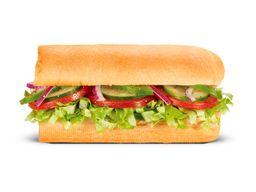 Sub Deleite Vegetariano 15 CM