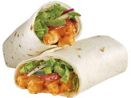 Wrap Chicken Milanesa