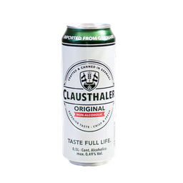 Cerveza Clausthaler Sin Alcohol 500 mL