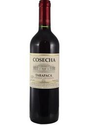 Vino Tinto Tarapaca Cosecha Cabernet Sauvignon 750 mL