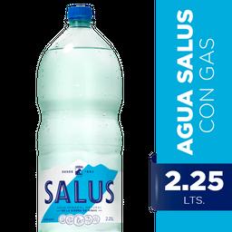 Agua Mineral Salus Con Gas 2.25 L