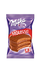 Alfajor Milka Mousse Triple 55 g