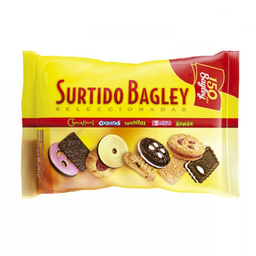 Galletas Bagley Surtido 400 g